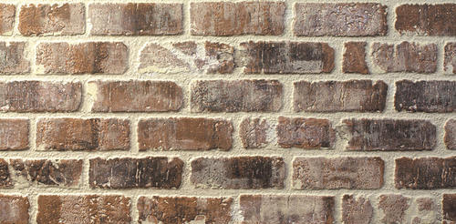 Fake Brick Hardboard Panels ~ Faux brick wall panels menards junk chic cottage french