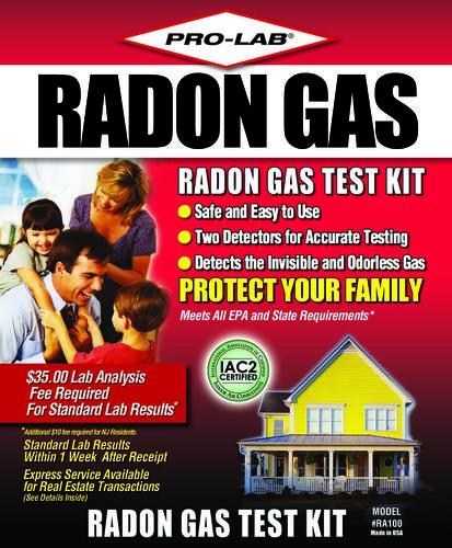 radon gas testing essay