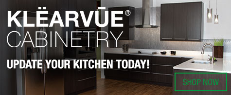 Shop Klearvue Cabinetry.