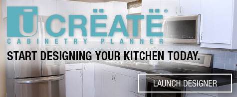 UCreate Start Designing your Kitchen today!