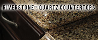 Riverstone Quartz Countertops