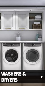 Shop: Washers & Dryers