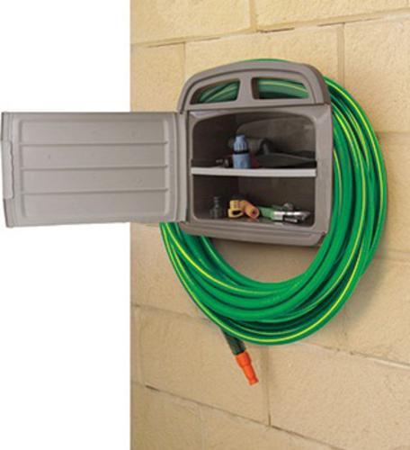 Attrayant Hose Hanger With Storage At Menards®
