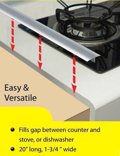 Silicone Counter Range Trim Strip At