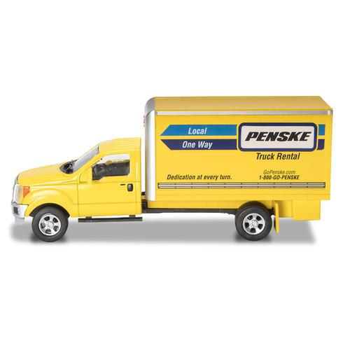 1 48 Die Cast Penske Box Truck At Menards