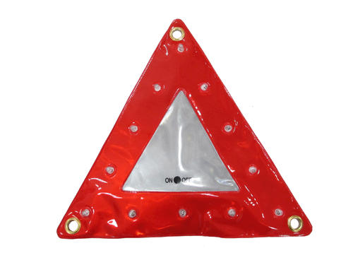 Emergency Warning Triangle Roadside Triangle with Case