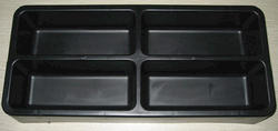 Tool Shop® 4-Compartment Drawer Organizer