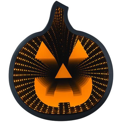 Halloween infinity mirror