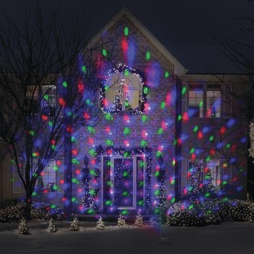 Lightshow Smartlights Snowflurry Projector