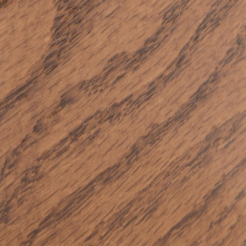11/16 x 2 1/4 x 12' Red Oak Chair Rail Moulding Prefinished English Chestnut