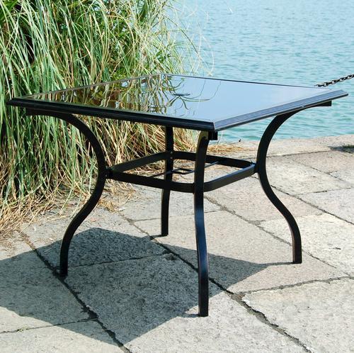 Beautiful Backyard Creations Marsala 42u0027u0027 Dining Table At Menards®