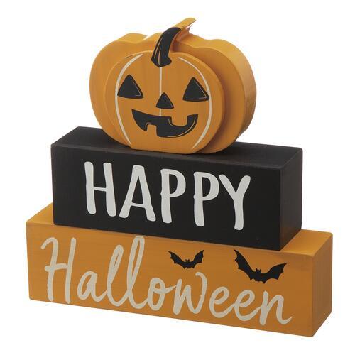 Pumpkin Hollow Happy Halloween Sign At Menards