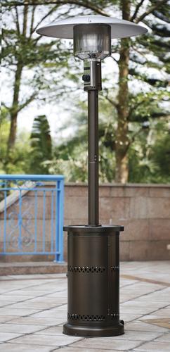 Backyard Creations™ 48,000 BTU Propane Patio Heater At Menards®