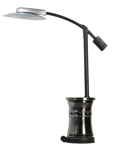 Backyard Creations Patio Awnings: Backyard Creations™ 32,000 BTU Propane Offset Patio Heater