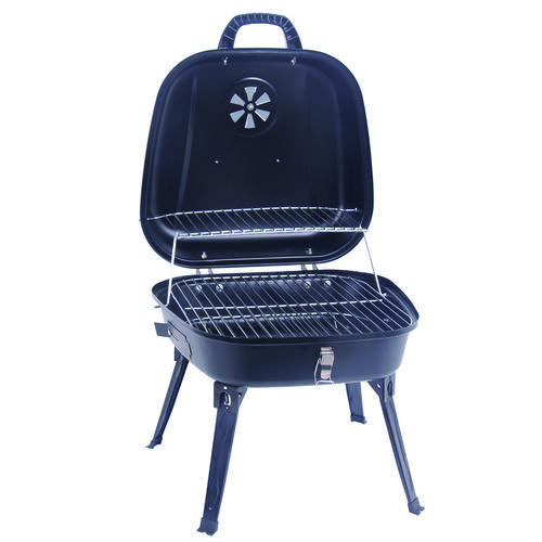 Perfect Master Cook® Tabletop Charcoal Grill At Menards®
