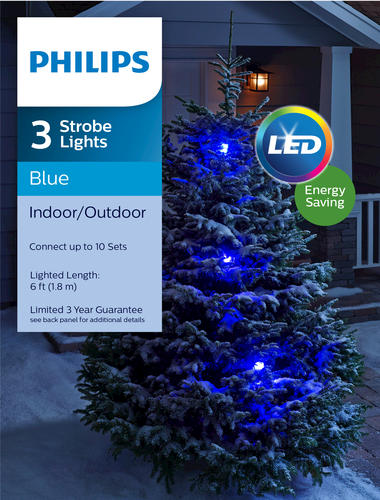 - Philips® 3-Pack LED Strobe Lights - Assorted Colors At Menards®