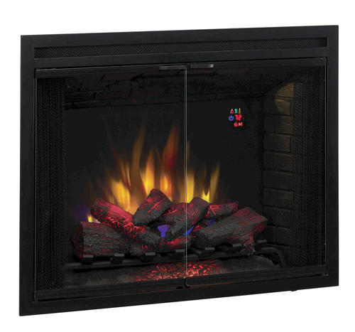 Chimneyfree 39 Quot Traditional Built In Electric Fireplace