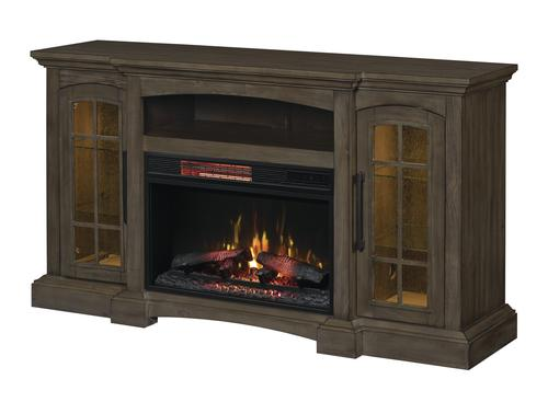 Chimneyfree 60 Quot Fairborn Electric Fireplace Entertainment