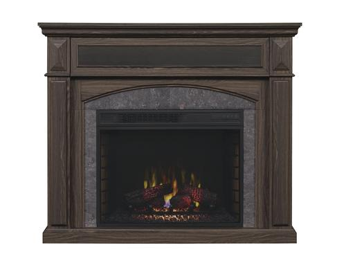 Chimneyfree 50 Granton Infrared Corner Electric Fireplace In Soft