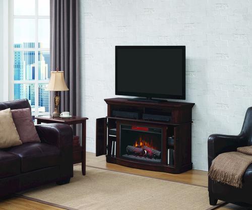 Chimneyfree Westville 48 Electric Fireplace Entertainment Center At Menards