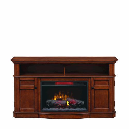 Chimneyfree 60 Quot Westville Electric Fireplace Entertainment
