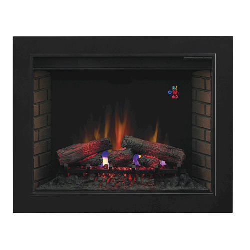 Chimneyfree 33 Quot Flush Mount Trim Kit In Black At Menards 174