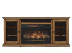 Chimneyfree 60 Quot Larimore Electric Fireplace Entertainment