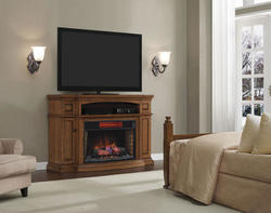 Chimneyfree 60 Quot Midway Electric Fireplace Entertainment