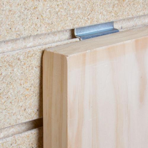 Xtreme Garage® Slatwall Accessory Cabinet Hanger Bracket   2 Pack At  Menards®