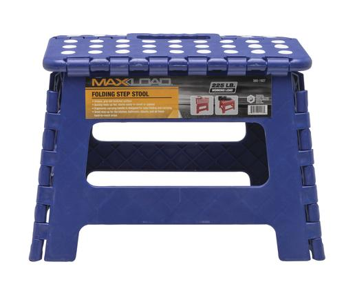 Pleasant Maxload Folding Plastic Step Stool 225 Lb Max At Menards Ocoug Best Dining Table And Chair Ideas Images Ocougorg