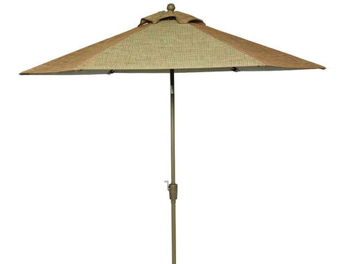 Backyard Creations™ Avondale 9u0027 Patio Market Umbrella At Menards®