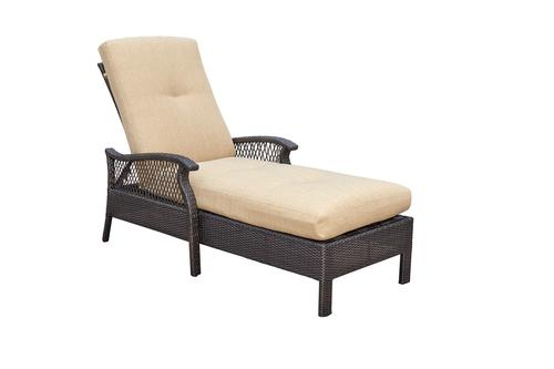 Backyard Creations® Allenwood Chaise Lounge Patio Chair At ...