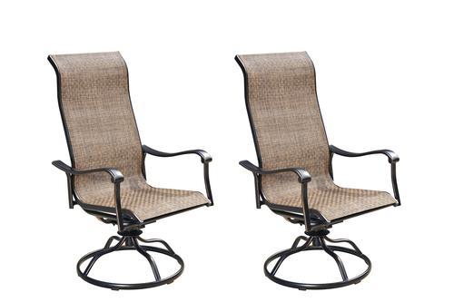 Backyard Creations 174 Sheridan Swivel Rocker Patio Chair 2