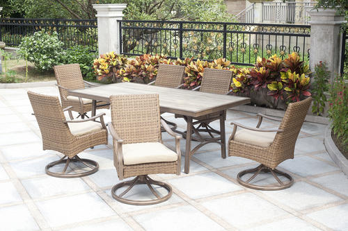 Sterling Home U0026 Patio® Palermo 7 Piece Dining Patio Set At Menards®