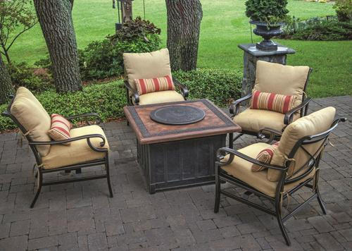 5 Piece Summit Fire Pit Collection At Menards®