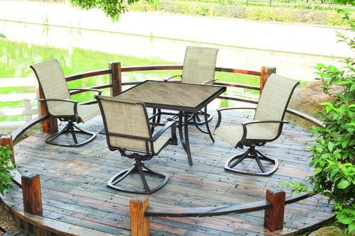 Backyard Creations® Verona Collection 5-Piece Dining Patio