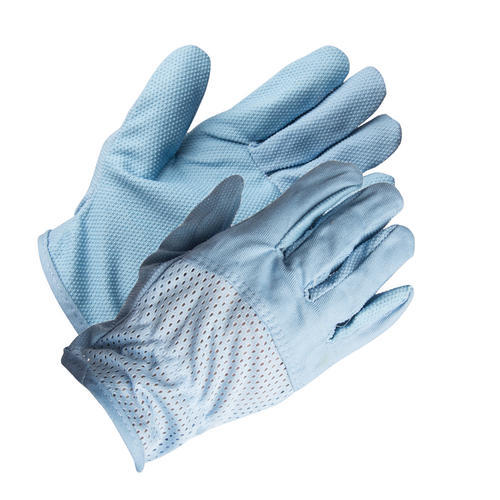 Rugged Wear Ladies Garden Gloves With Pvc Dots -5119