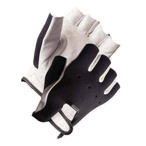 Charming Rugged Wear 1/2 Finger Sport Gloves   Large At Menards®