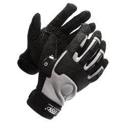 Awesome Rugged Wear Lighted LED Mechanics Gloves   Medium At Menards®