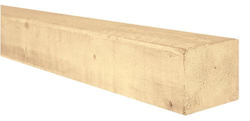 4 x 4 White Wood Timber at Menards®