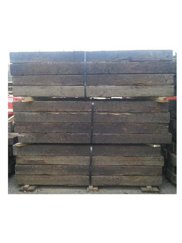 Used Railroad Tie-Creosote Treated 7 x 9 x 8' at Menards®