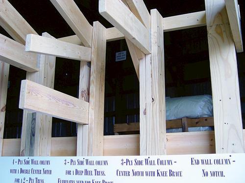 2 x 10 Laminated 3-ply Column 2400 MSR at Menards®