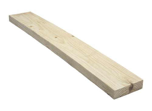 2 x 6 Ground Contact AC2® Green Pressure Treated Lumber at Menards®