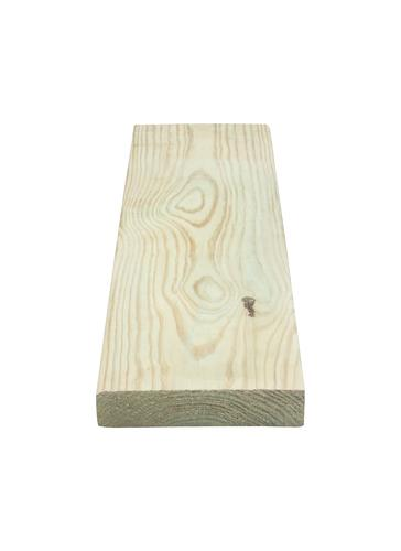 2 x 8 Ground Contact AC2® Green Pressure Treated Lumber at