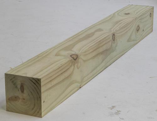 6 x 6 #2 Critical Structural AC2® Green Pressure Treated