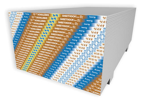 5/8 x 4 x 8 Type XGypsum Exterior Sheathing at Menards®