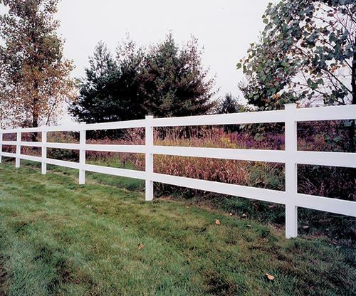 3 Rail Fence 8 Long Material List At Menards 174