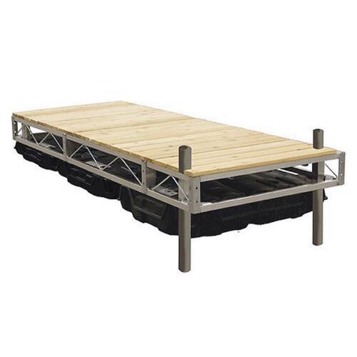 4' x 58' Aluminum Floating Dock Material List at Menards®
