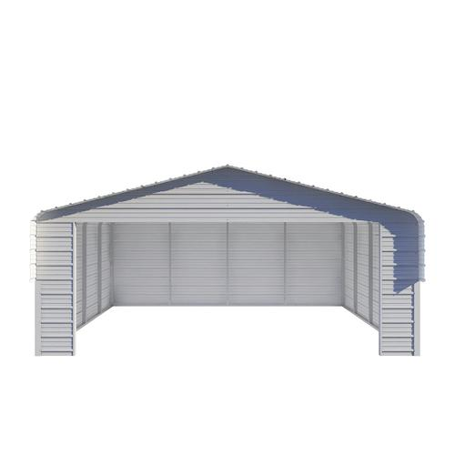 Versatube 174 20 W X 18 L X 7 5 H Fully Enclosed Steel