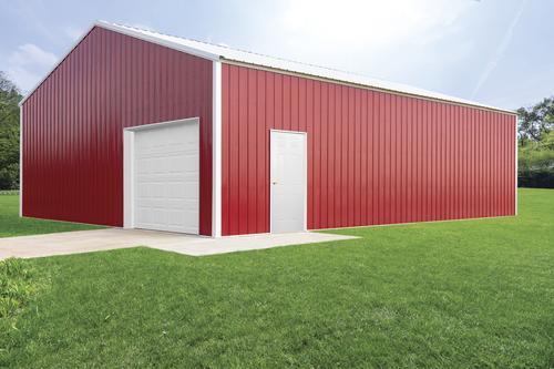 30 X 40 10 Post Frame Building